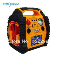 High quality car emergency power supply startup battery inflatable pump inverter with inverter