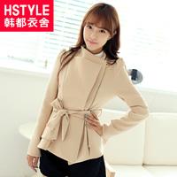 autumn women's thick princess sleeve slim outerwear yk3032 0808