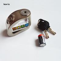 Kovix kd6 motorcycle lock electric bicycle lock built-in alarm disc lock brake disk lock  Support mix wholesale discount