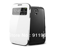 SPIGEN SGP Slim Armor View Case Cover For Samsung Galaxy S4 I9500, Automatic Sleep/Wake Function, Dual Layered Design