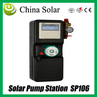 SP106 Solar Pump work Station with single pipe,Solar control system center