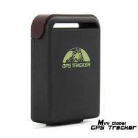 Rastreador Veicular Localizador Gps Pessoal Tracker Tk 102b