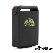 Rastreador Veicular Localizador Gps Pessoal Tracker Tk 102b(China (Mainland))