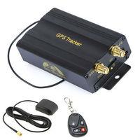 Rastreador Bloqueador Veicular Gps Gsm Carro E Moto Tk-103b