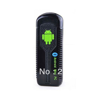UG007II Android 4.1.1 Mini PC Dual Core TV Player HDMI Dongle 1GB RAM 8GB