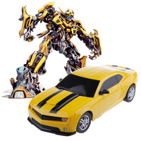 2013 New GIFT Child Electric toy RC Car Bumblebee Remote Control Charge Car toys High Speed Remote Control Car  Automobile model
