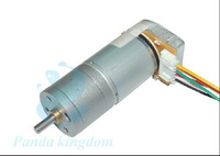 DIY 6-24V Dc gear motor encoder encoder slowdown motor speed line AB 334 encoder toys, robot