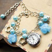 Free shipping wholesale dropship 2013  hot sale russia new fashion bangle ladies' quartz  watches