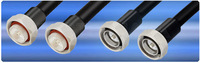 7/16 Din male to 7/16 DIN male LOW PIM cable Using 1/2inch superflexible Coax RoHS