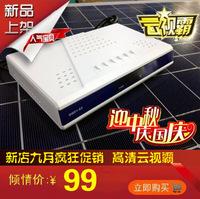 Smart hd tv set top box player wifi wireless box