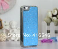 1pcsXLuxury Bling Diamond Crystal Star Hard Case Cover for Apple iPhone 5C Back Phone Cover+Screen film