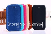 Newtons New Arrival PU Original Luxury Wallet Leather Case for iPhone 4 4s with Free Shipping