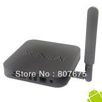Freeshipping  MINIX NEO X7 Android 4.2 Quad core RK3188 2G 16G TV BOX set top box mini pc  rk3188 Wholesales