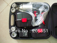 "BRAND-NEW MECHANIC'S CHOICE HEAVY DUTY 19.2V CORDLESS 1/2"" HIGH TORQUE IMPACT WRENCH + 2 BATTERY + CHARGER 240V"