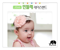 Min order $10( can mix order)rose flower children headband baby princess hair accessories