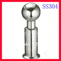 "Free shipping 1.5"" SS304 spray cleaning head, Spray ball, Rotary cleaning head, Tank spray ball"