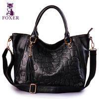 Trend WOLSEY 2013 women's genuine leather handbag one shoulder handbag messenger bag first layer of cowhide women's bags