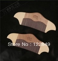 free shipping wooden comb wooden massage comb hair laser comb and packing magic wooden hair comb hair care products
