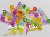 100pcs 30*10MM Free shipping Transparent DIY dognail beads Pendants DIY Accessory