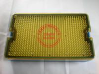 Apparats surgical instruments apparats sterilization box double layer silica gel sterilization box