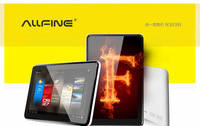 HOT! 7 inch quad core Allfine Fine7 Genius 1G/8GB tablet pc IPS 1024*600 Android 4.1