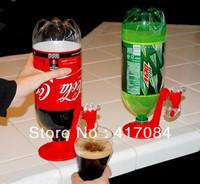 FREE SHIPPING 48pcs/lot Party Drinking Soda Dispense Gadget Fridge Fizz Saver Dispenser Water Machine wholesale