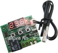 DC 12V heat cool temp thermostat temperature control switch temperature controller thermometer thermo controller