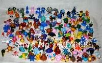 small Pokemon action figure capsule toys