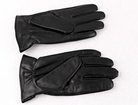 Wholesale - women's men's fashion leather gloves bicycle motorcycle gloves winter gloves ML XL free shipping