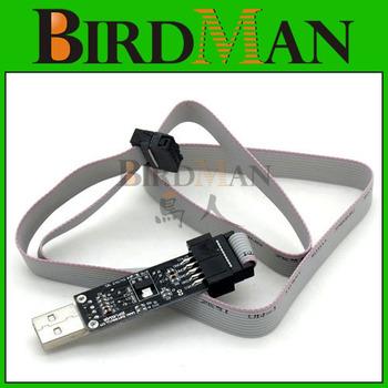 USB ISP Programmer for ATMEL AVR 51 ATMega ATTiny Development Board #2692