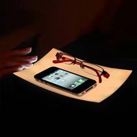 Magic radiation-resistant lamp dimming led radiation-resistant nightlight touch sensor light