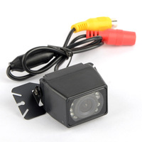 High Quanlity Color CMOS Car Vehicle Rear View Camera Backup Wide Degree G0122