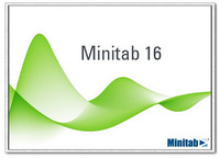 Perfect Quality statistical software Minitab's V16, very complete English version / multiple languages