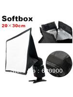 100% GUARANTEE 10 PCS 20 x 30cm SoftBox for Canon 430EX 580EX FOR Nikon SB600 SB800 Flash Speedlite