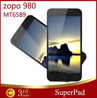 Zopo Zp990 Quad Core Phablet MTK6589T CPU 1.5GHz Captain S 6.0inch 1920*1080p FHD Gorilla Screen Android phone Pad 13.0Mp O#