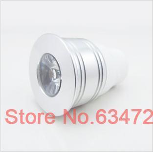 Wholesale Price 1W 3W Led Celling Spotlight DC12V MR11 MR16  Alumium Lamp White Warm White Colorfull,free Shipping