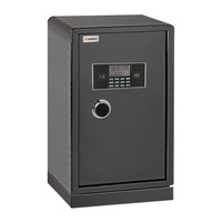 Pull safes backtack bgx-78i ga type electronic safe deposit box