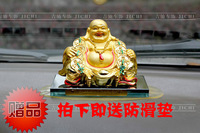 Auto supplies perfume seat gold plated big buddha floweryness