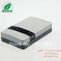 XDP04-13 plastic electronic project box 120*78*28mm 4.72*3.07*1.10inch