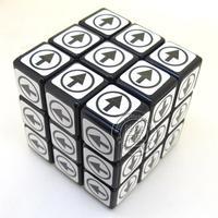 End of a single arrow magic cube tyranids three order magic cube gustless 3 magic cube ultralarge limited edition