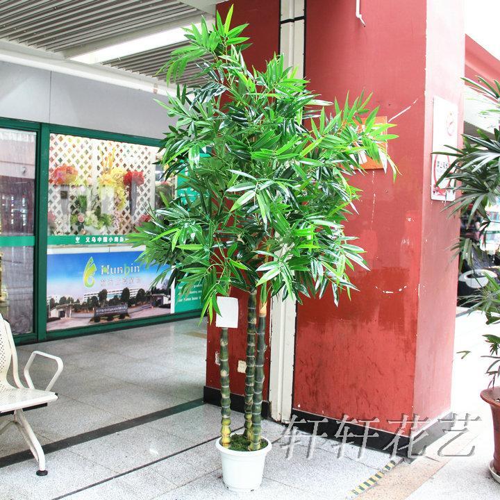 Ikea Badkamer Mengkraan ~   Kunstmatige boom woonkamer decoratie bloem tuinieren planten bamboe