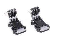Hot sell J-hook fast assemble plug mount adapter for Gopro Hero3/2/1 /SJ4000/SJ5000