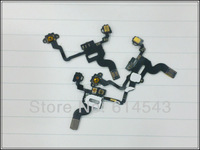 20pcs/lot New Replacement Parts Proximity Light Sensor Power Flex Cable for iPhone 4 4G free shipping