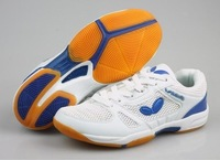 Butterfly table tennis ball shoes child teenage sport shoes table tennis ball training shoes WTS-1