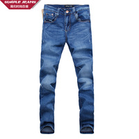 Free shipping  men's clothing low-waist jeans male slim denim trousers 2356 - 85