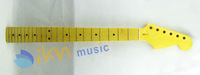 Maple Guitar Neck FD Style Polished Electric Guitar Neck 22 Frets Full Fretjob
