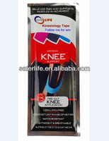 2013 sport  kinesiology therapy cure muscle multicolor  Sports Tape Kinesio Tape Knee Pre-cut Application