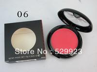 * Hot sale Makeup Powder Blush * 12 pcs Brand Makup Marilyn Monroe blush 10g