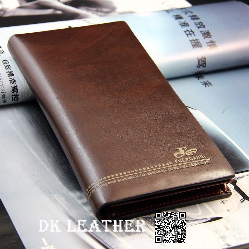 Купить Кошелек 2014 new Most value cowhide wallet, luxury le