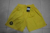 A+++ Thailand Quality 2013-2014 Mexico FC America Yellow Thai Soccer Shorts Thai Football pants Sports Shorts Wholesale